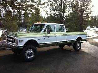 1969 Chevy Crewcab 4x4 Pirate4x4 Com 4x4 And Off Road