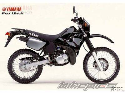 1984 yamaha dt 125 enduro pirate4x4 com 4x4 and off road forum. Black Bedroom Furniture Sets. Home Design Ideas