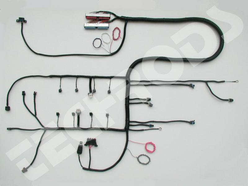 Stand Alone Wiring Harness For 5 3 Vortec