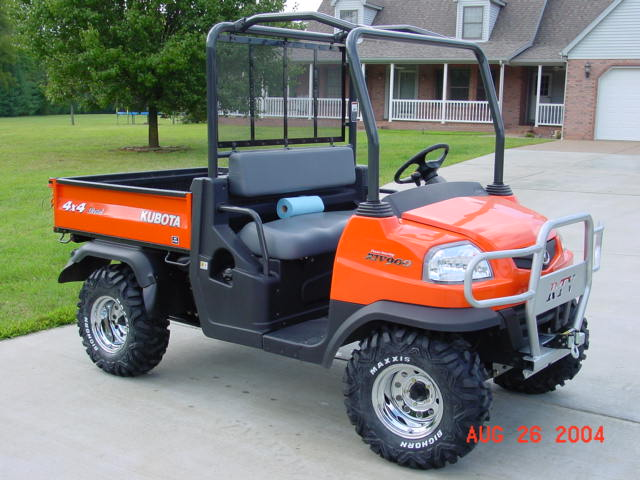 Our Kubota Rtv 900 Pirate4x4 Com 4x4 And Off Road Forum