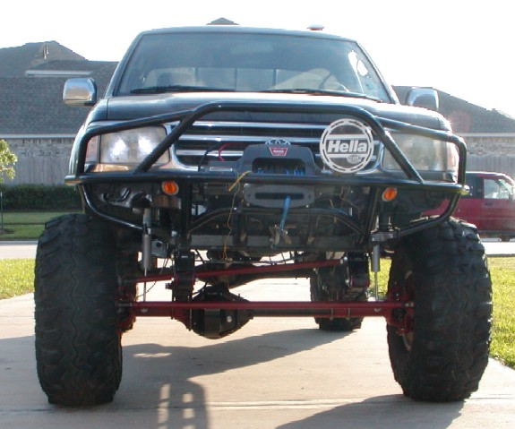 Tow Truck Houston >> T100 is done - finally - Pirate4x4.Com : 4x4 and Off-Road Forum