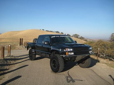 Chevy Prerunner Crewcab Caged Pirate4x4 Com 4x4 And Off Road Forum