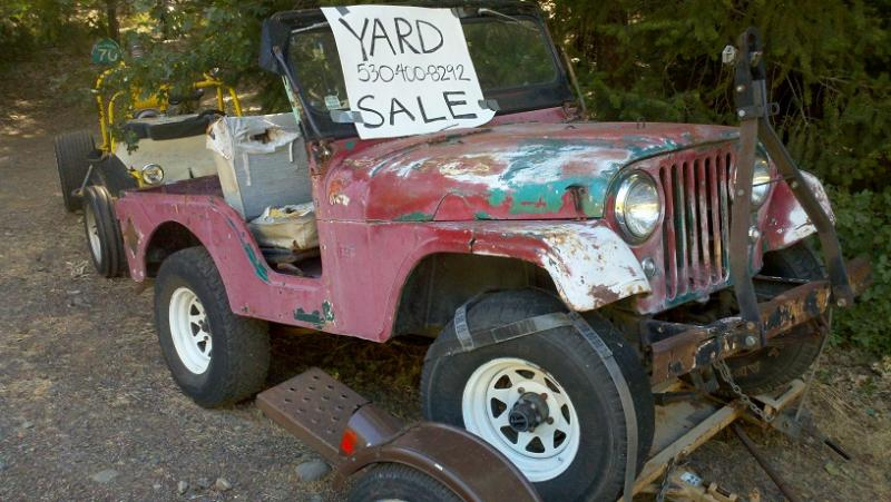 59 Jeep $1500 - Pirate4x4.Com : 4x4 and Off-Road Forum