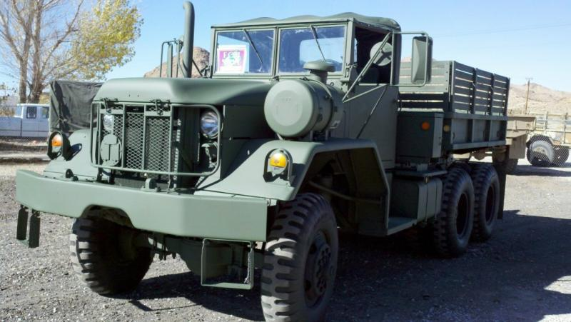 6 X6 Military Surplus Trucks http://www.pirate4x4.com/forum/complete-vehicles-sale/1025954-military-5-ton-shorty-6x6-sale-pics.html
