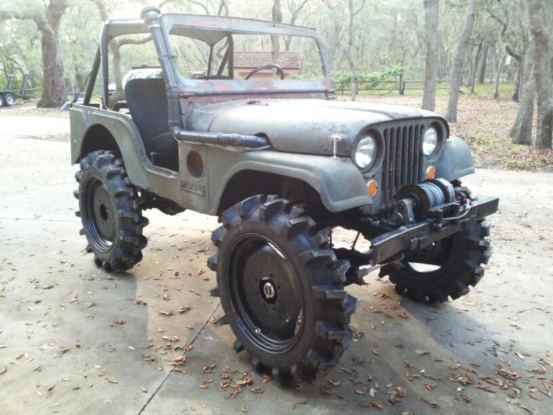 61' Superior Traction Willy's Pick-up build thread - Pirate4x4.Com