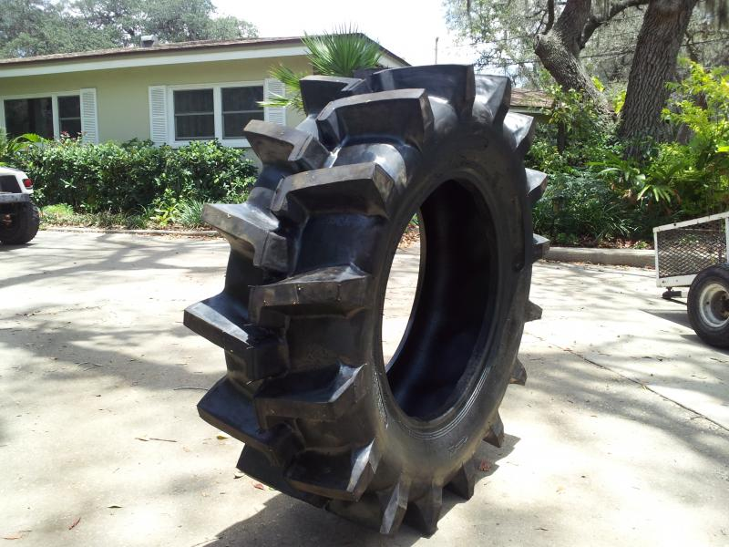 24 Inch Tractor Rim : R rice paddy tractor tires ready for pickup