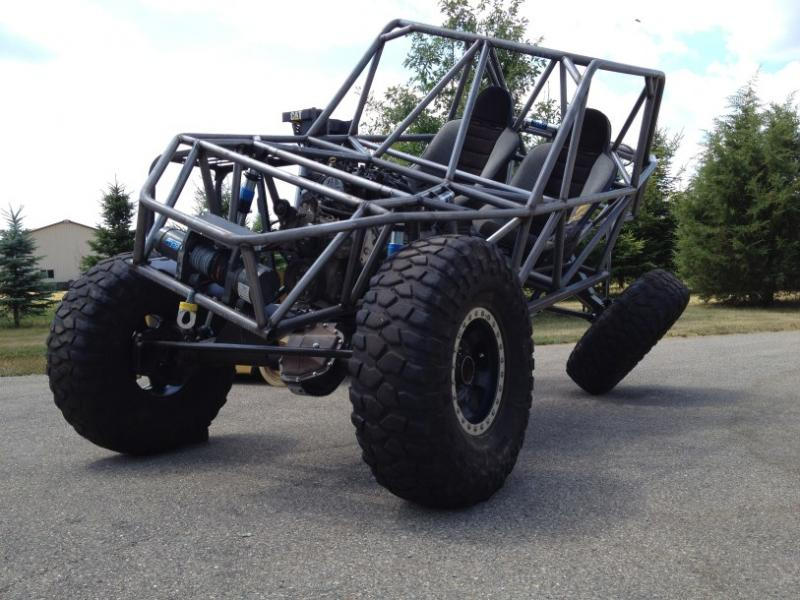 IBEX DIY chassis kits by GOAT BUILT - Page 2 - Pirate4x4 Com