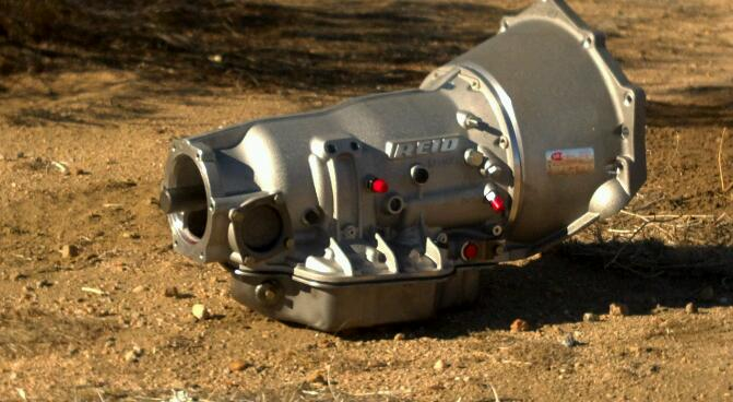 Reid Racing Turbo 400 Build-Up for Jason Scherer by Maximum