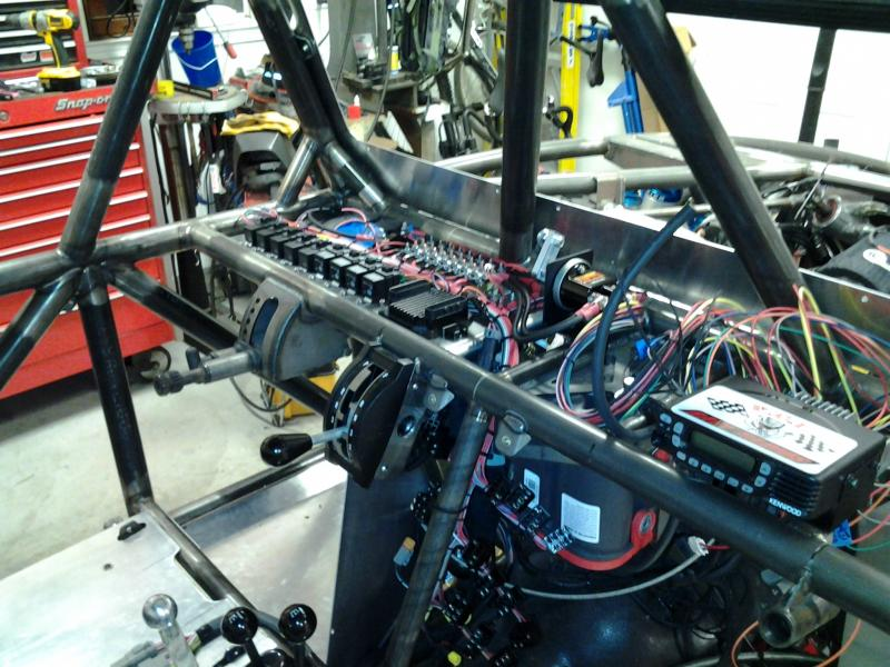 Wiring My New Buggy