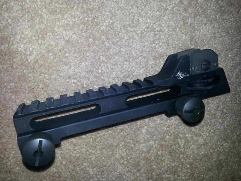 Rock River Arms Tactical Carry Handle Pirate 4x4