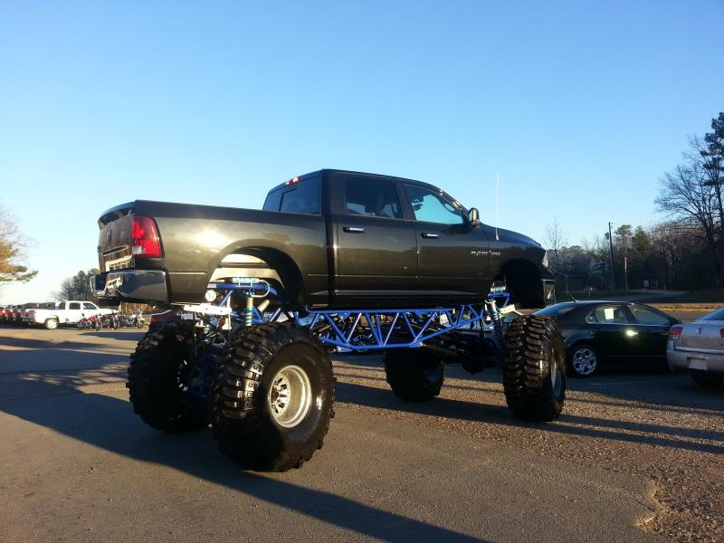 2009 Dodge Ram 1500 Monster Truck Pirate4x4 Com 4x4 And Off Road