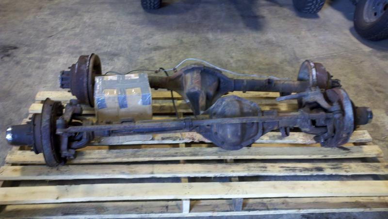 Ford 78-79 Dana 60 Snowfighter Axles - Front and Rear