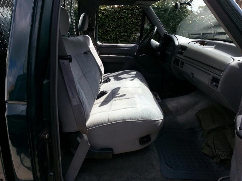 What Seats Are A Direct Bolt In For 95 F350 Pirate4x4
