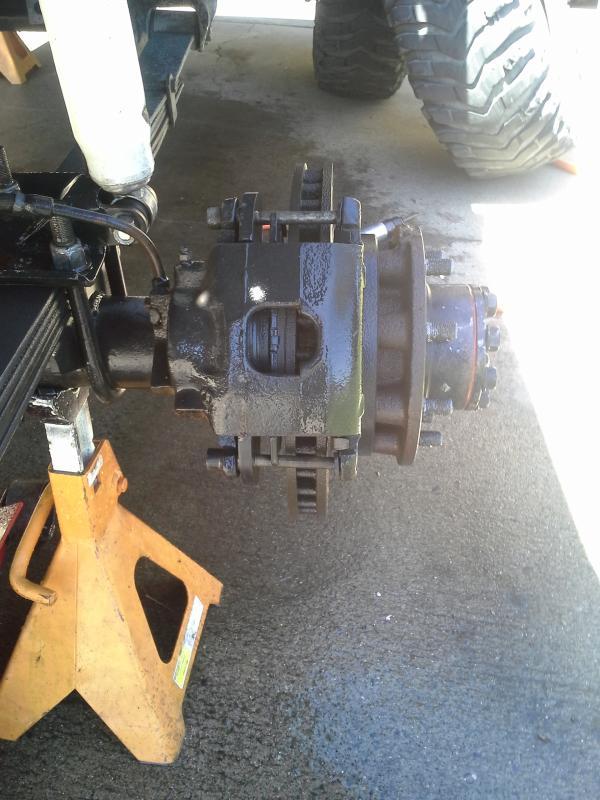 14 Bolt GM Disc Brake Conversion Spacers 60mm