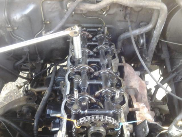 Basic Tech Of The Week: 22re head gasket replacement