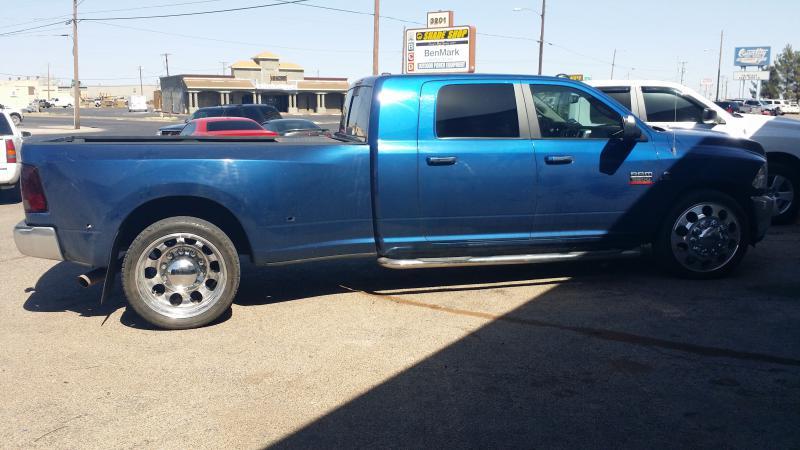 2011 Dodge Ram 3500 Megacab Long Bed Rare Pirate4x4 Com 4x4