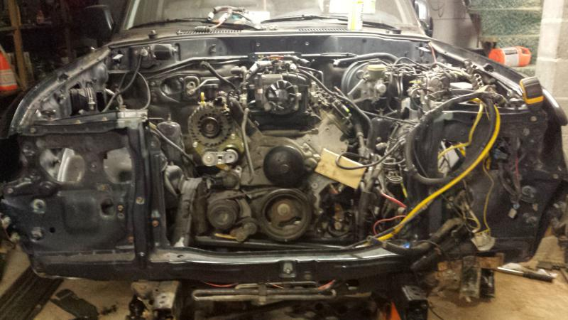 400HP 6 2L LS with 6 Speed auto swap into an 80-series    no