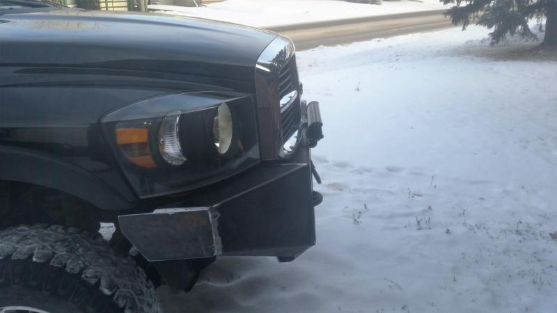 Any simple, nice Front bumpers? (3rd gen) - Pirate4x4 Com
