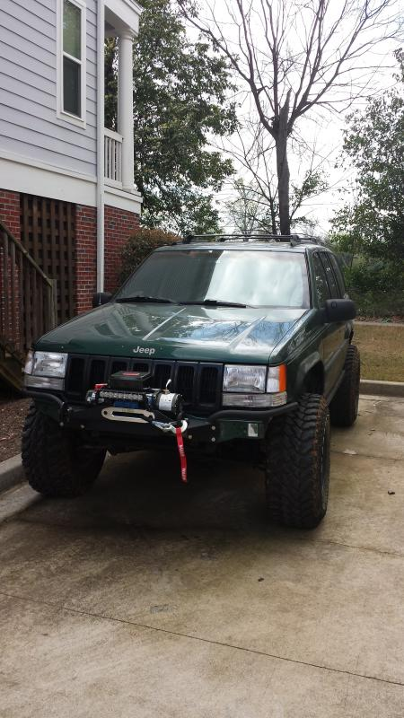 Let's see your homemade zj and wj bumpers - Pirate4x4.Com ... on jeep zj bumpers, zj rear bumper bar, custom zj bumpers, grand cherokee bumpers,