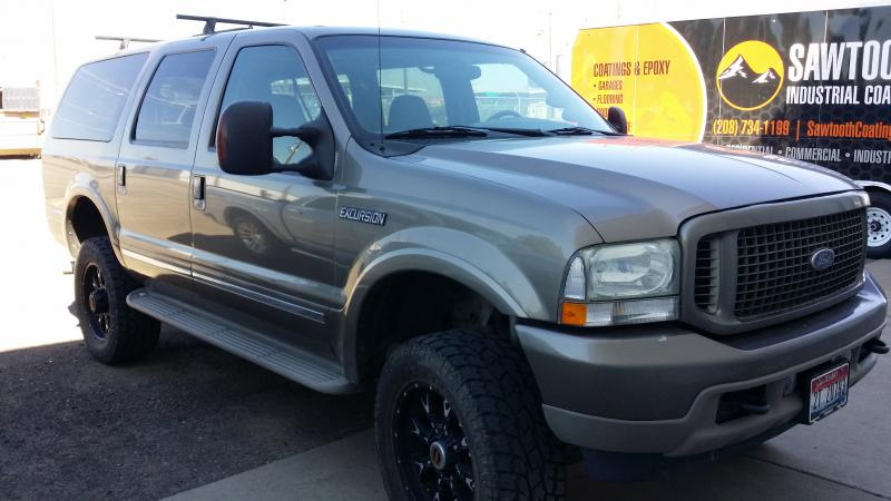 4 bullet proofed 6 0 diesel ford excursion pirate4x4 com 4x4 and off road. Cars Review. Best American Auto & Cars Review