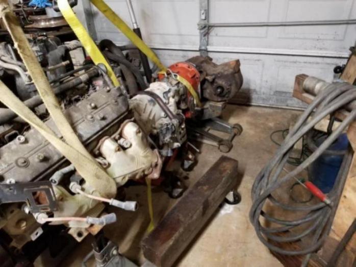 Jeds machine 4l60e to np203 to np205 - Pirate4x4 Com : 4x4