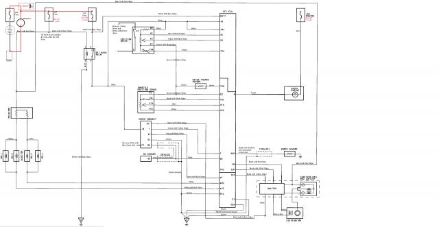 toyota engine wiring diagram wedocable 1994 toyota engine wiring diagram