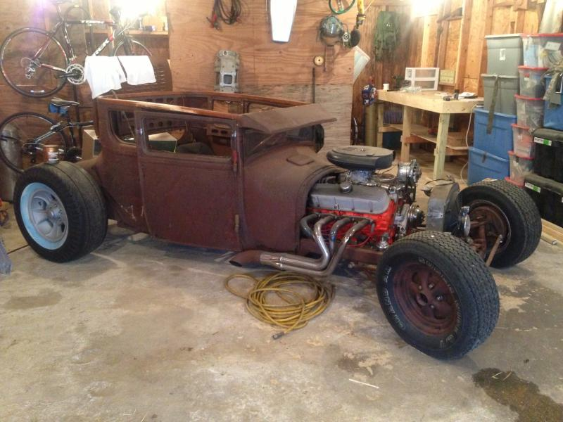 1927 Model T Coupe Project - Pirate4x4.Com : 4x4 and Off-Road Forum