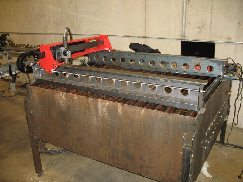Torchmate 2x4 Machine And Upgrade What Is The Deal
