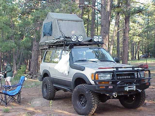 Camping Rig Pirate4x4 Com 4x4 And Off Road Forum