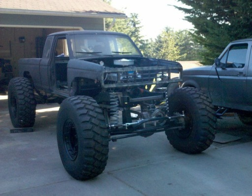 88 Ranger On Rockwells Build Page 2 Pirate4x4 Com