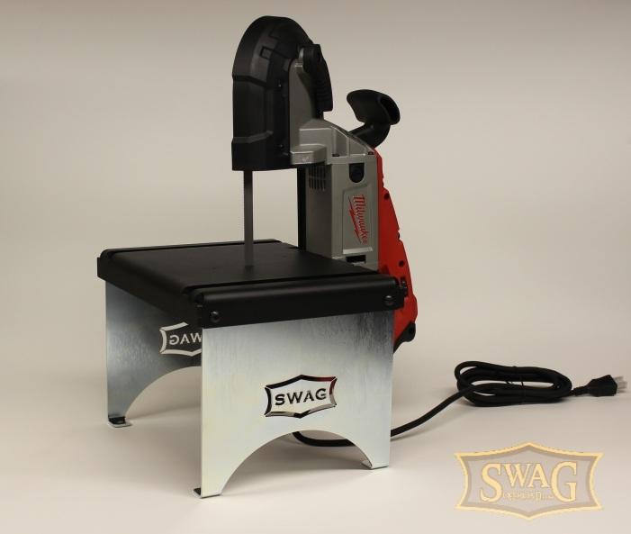 SWAG V1.0 Portaband Table Harborfreight....... Fits Makita Dewalt Milwaukee