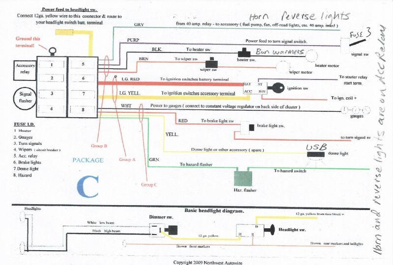 willys turn signal flasher diagram wiring help turn signals pirate 4x4  wiring help turn signals pirate 4x4
