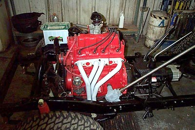 Old School 134- F-head Engine Head… - Pirate4x4 Com : 4x4
