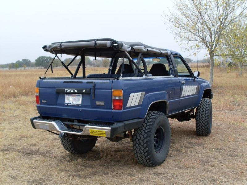 1980s Toyota Blue Paint Code 8a1 Pirate4x4 Com 4x4