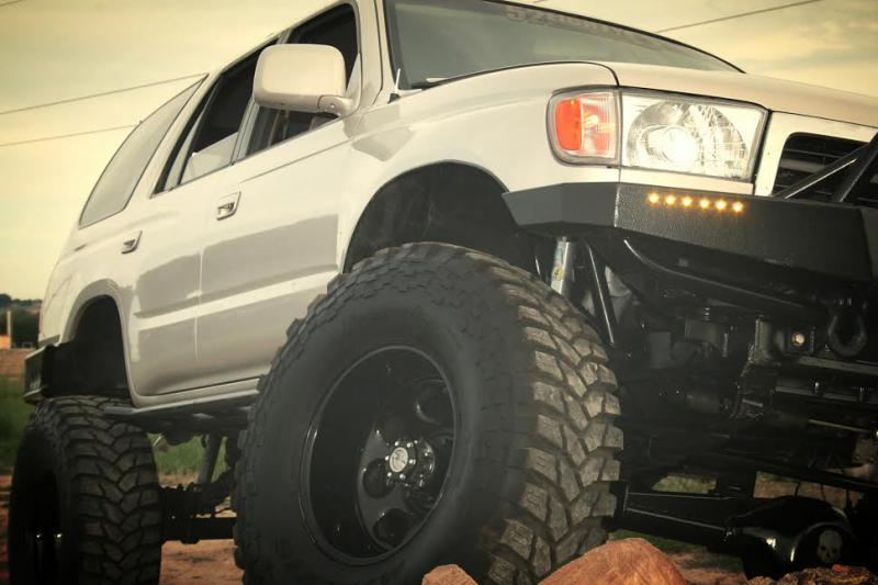 Addicted Offroad's 1996 4runner  SAS'd BUILT | Expedition Portal
