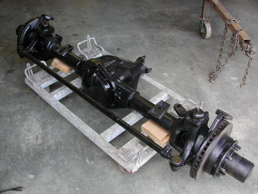 Dana 70 Rear End - Pirate4x4 Com : 4x4 and Off-Road Forum