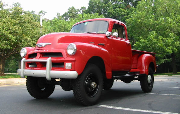 1954 Chevrolet 3100 for Sale on ClassicCarscom
