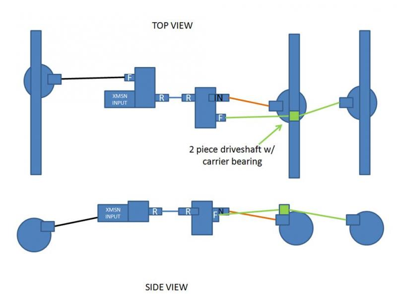 Np 205 Transfer Case Diagram Diy Enthusiasts Wiring Diagrams