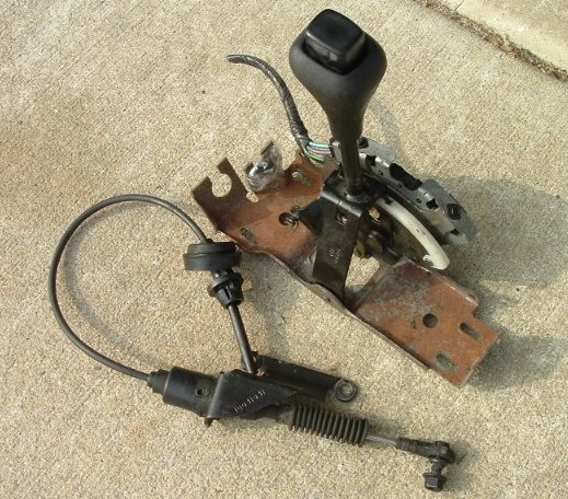 What shifter to use for my 4L60E? - Pirate4x4 Com : 4x4 and