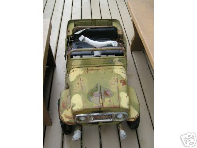 Pedal Car Auction Attached Images