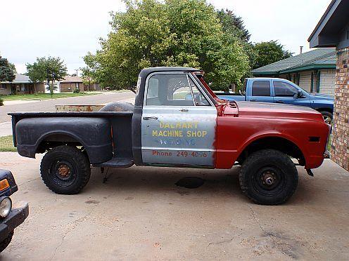 1984 gmc jimmy 6.2 diesel