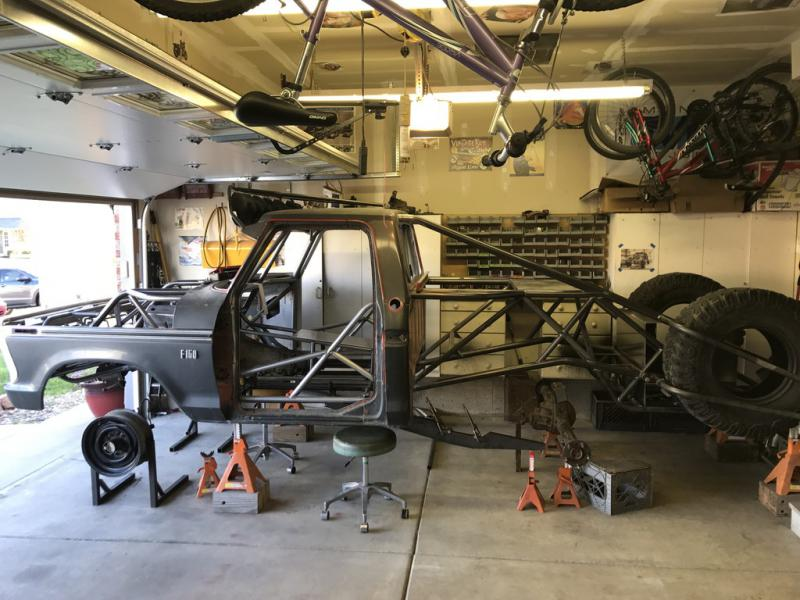 76 F150 tube chassis prerunner project - Pirate4x4 Com : 4x4