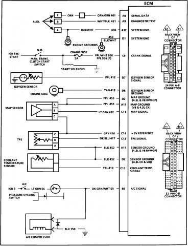 gm tbi hei bypass pirate4x4 com 4x4 and off road forum rh pirate4x4 com gm tbi injector wiring diagram chevrolet tbi wiring diagram