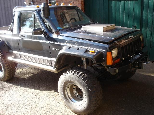 Home made snorkel - Pirate4x4 Com : 4x4 and Off-Road Forum