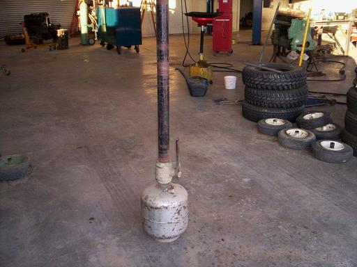 DIY Tire Bead Seater? - Pirate4x4.Com : 4x4 and Off-Road Forum