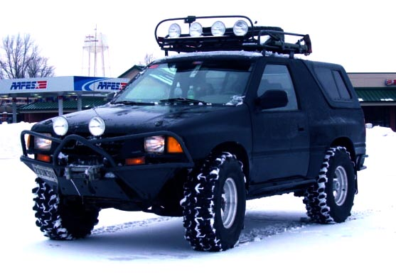 do i need 3-4-5-12 inches of lift to fit 33's on an amigo