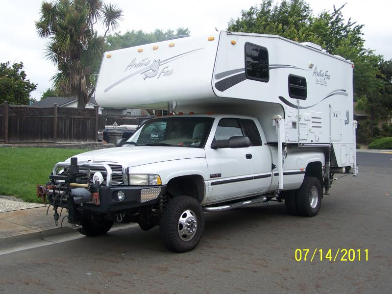 Whats your set up with a truck camper page 6 pirate4x4 com 4x4