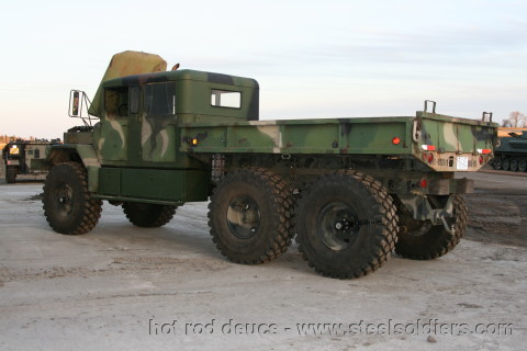 Military M35a2 Quot Deuce And A Half Quot 3500 Page 3