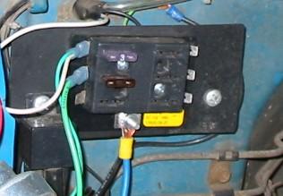 external fuse box chevrolet express box truck fuse box