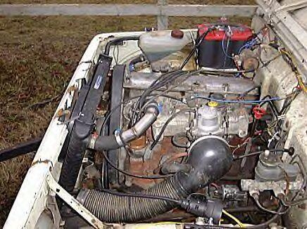 D What Motor Good Swap B Sj on Suzuki Samurai Engine Swap Tracker